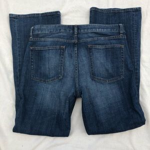J.Crew bootcut jeans size 32S